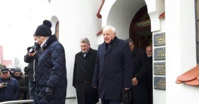 Spotkanie z okazji 145 rocznicy urodzin dwukrotnego premiera Wincentego Witosa