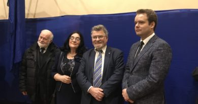 Wspomnienie spotkania opłatkowego PiS w Krakowie w Klasztorze Ojców Kapucynów