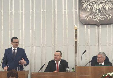 Posiedzenie Senatu RP poświęcone budżetowi państwa