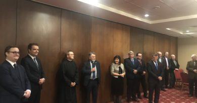 Opłatek PiS 2019 w Niepołomicach