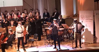 Koncert w Filharmonii Krakowskiej  w Dniu Żołnierzy Wyklętych
