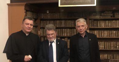Wizyta w Klasztorze O. Kanoników
