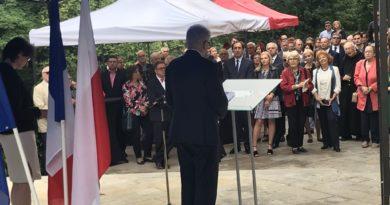 Narodowe Święto Francji w Krakowie