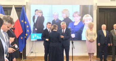30. Rocznica Pierwszego Posiedzenia Odrodzonego Senatu Rzeczypospolitej Polskiej