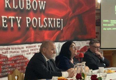 """V Nadzwyczajny Zjazd Klubów """"Gazety Polskiej"""" w Sulejowie"""