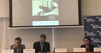 Konferencja IPN w Krakowie na temat wybuchu II Wojny Światowej w Polsce w Pałacu Krzysztofory
