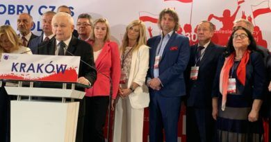 Konwencja Krakowska PiS 22 września 2019 r.