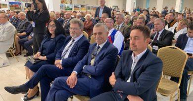 Uroczystość XXV-lecia Agencji Restrukturyzacji i Modernizacji Rolnictwa w Sanktuarium Jana Pawła II
